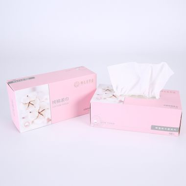 Cleansing Cotton Wipes